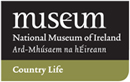 National Museum of Ireland Country Life logo