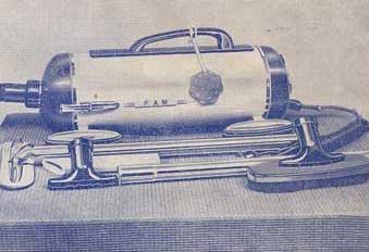 FAM vacuum cleaner FS55